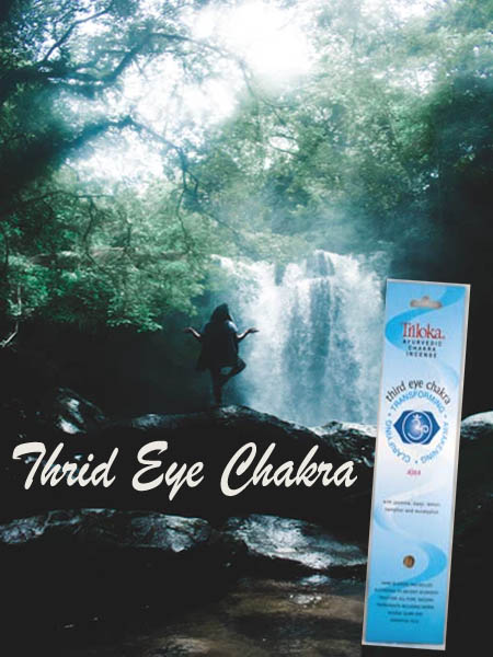 Thrid Eye Chakra Incenses