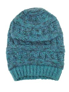 Pachamama Hat, Teal, Alpaca Blend, winter Hats for the whole family