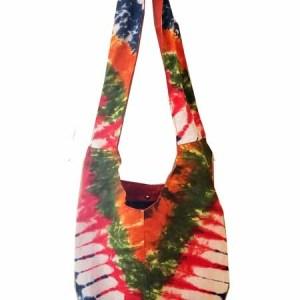 Crossbody Tie Dye sling bag