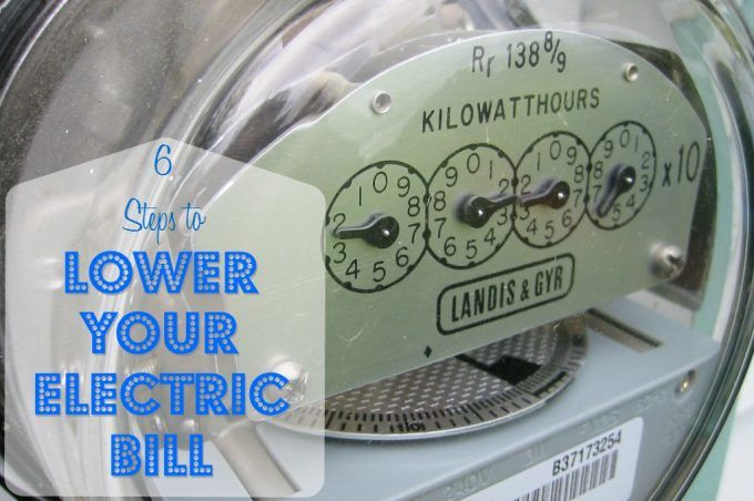Wanna save some money? Use these simple little changes to see big savings on your electric bill.