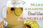 How to make exceptional sangria using boxed wine for a party or just imbibing on a budget.