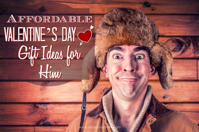 Valentine's gifts under $45 for your special guy.