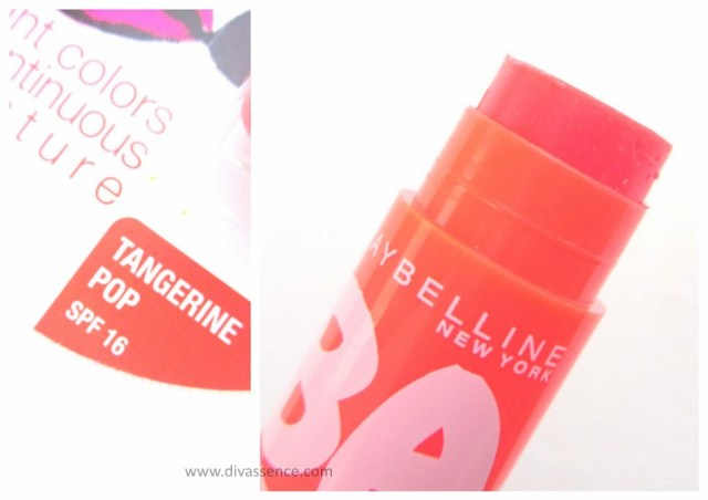 Swatch Attack!: Maybelline Baby Lips Color New Bright Collection -Tangerine Pop, Pink Peony, Neon Rose