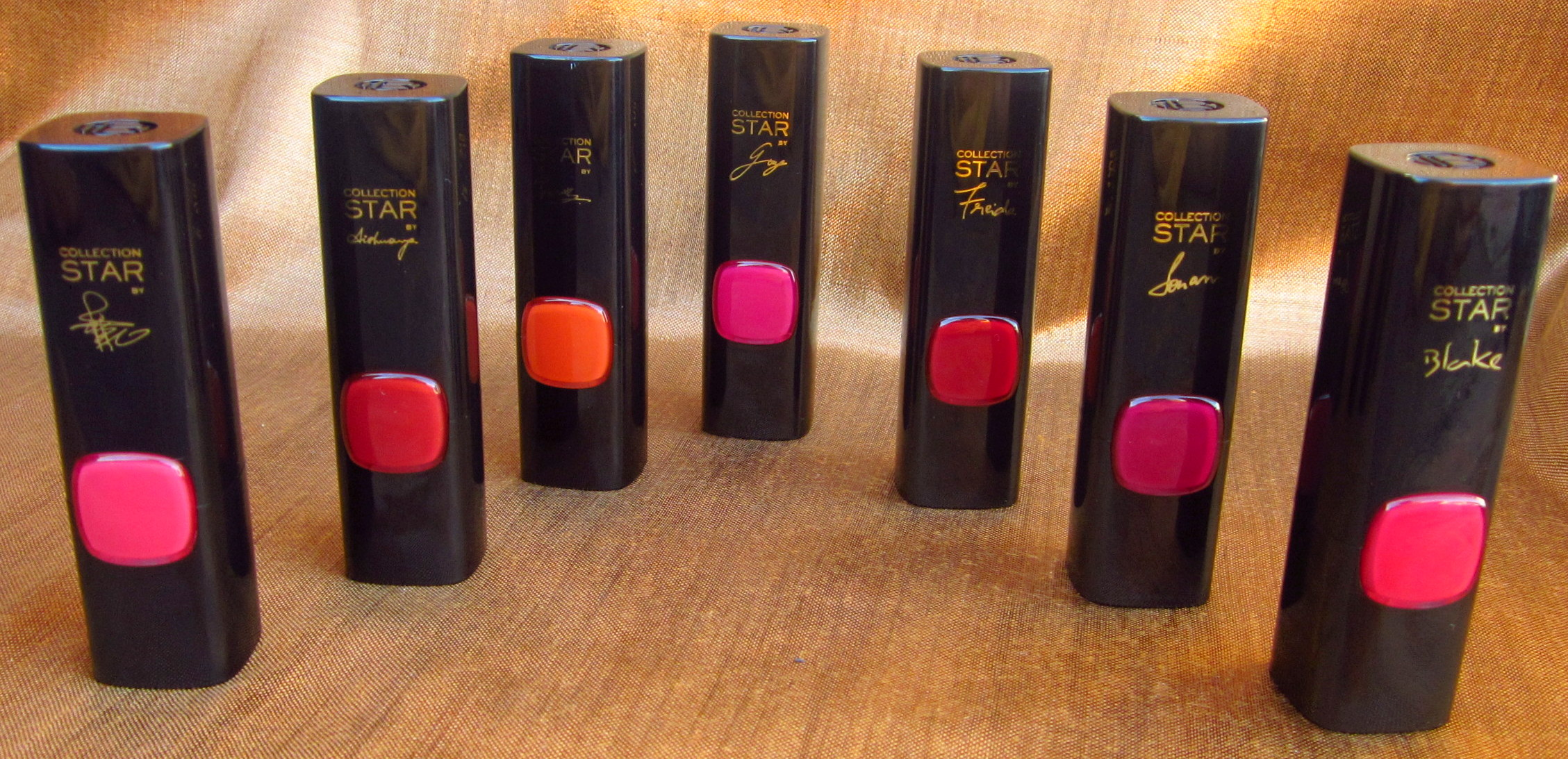 Red lips: There is a shade and and an occasion for everyone. IMG_7811. L'Oreal's ...