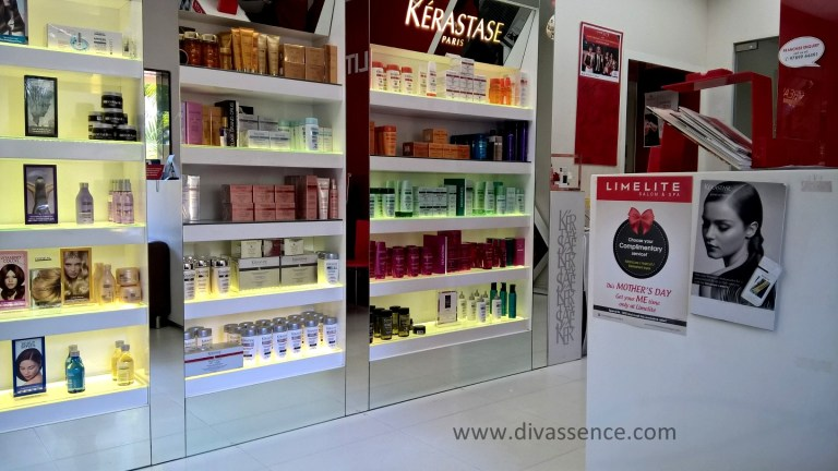 Limelite Salon and Spa, Chamiers Road Chennai