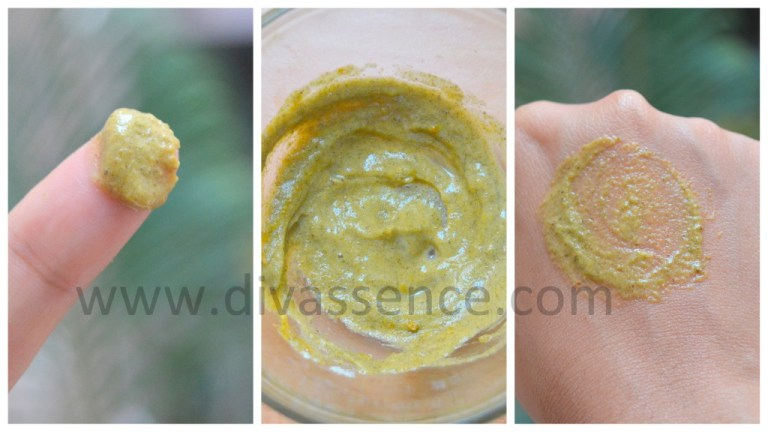 DIY face mask for oily skin with 3 ingredients