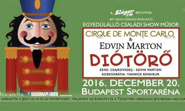 Diótörő decemberben az Arénában