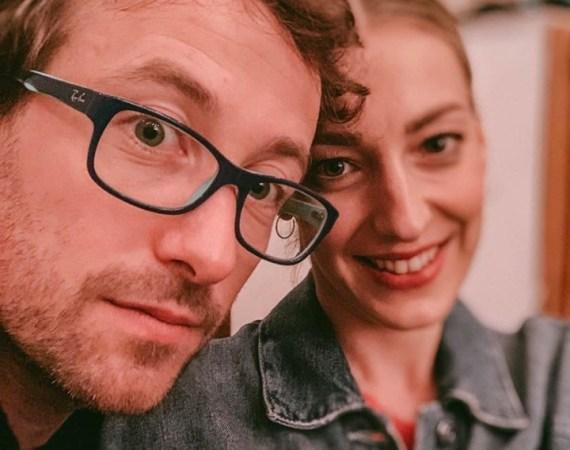 Horányi Juli és Dénes Viktor