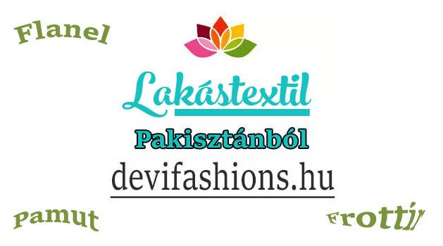 Devifashions lakástextil