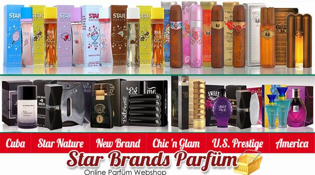 Star Brands Parfüm