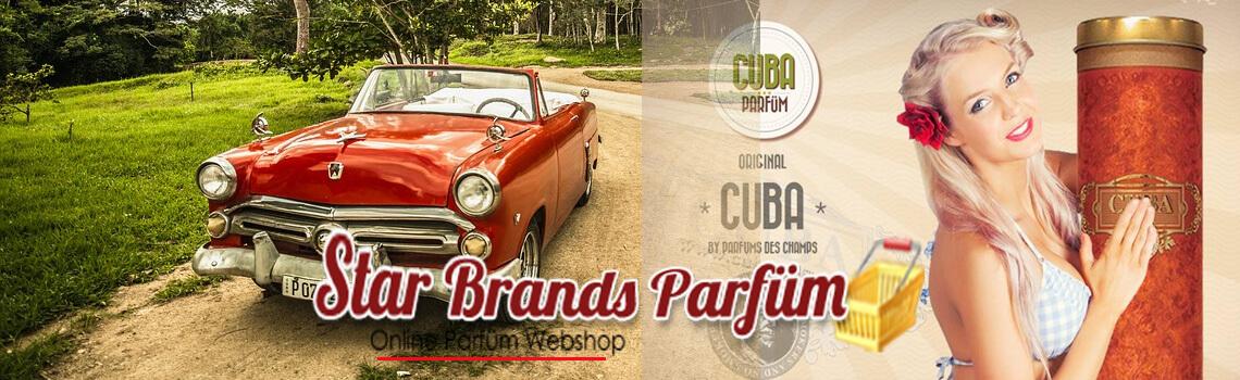 Star Brands Cuba parfümnagyker
