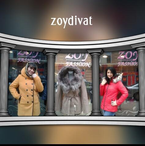 Zoy Molettruha nagykereskedés