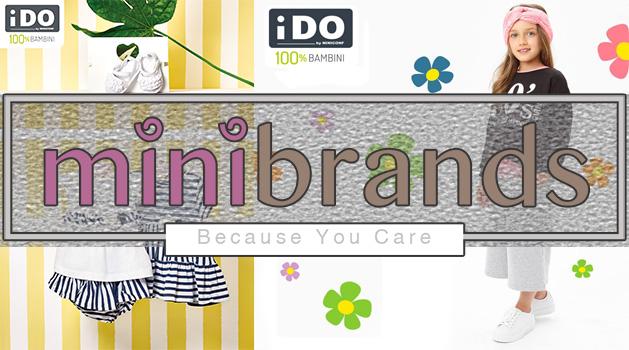 Minibrands - iDO olasz gyermekruházat 0-16 éves korig