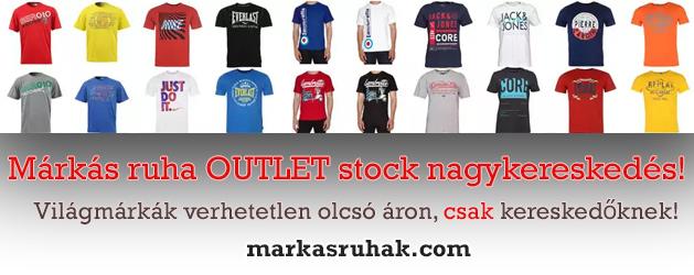8f49fd22c8 Márkás ruha outlet, stock nagykereskedés csak kereskedőknek! - Divatnagyker  - Divatinfó