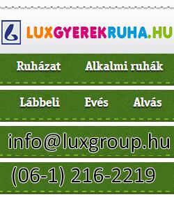 Lux-Gyerekruha