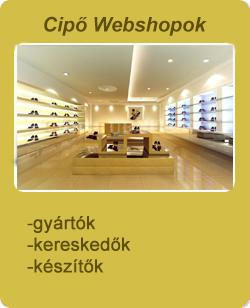 cipő webshopok kép