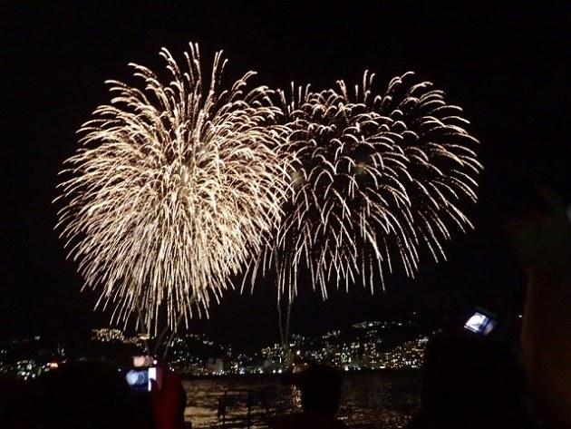 8月第一週は熱海花火ツアーでした~(^_-)-☆