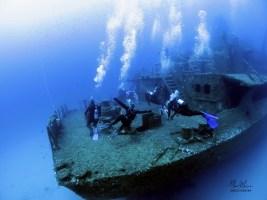 Wreck Diving in a Malta