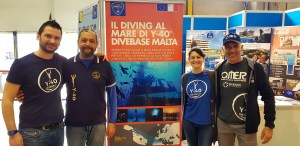 Y-40®DiveBase Malta is going to open