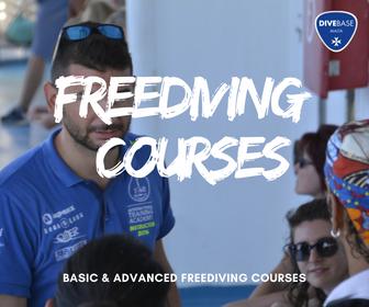 Freediving courses in Malta