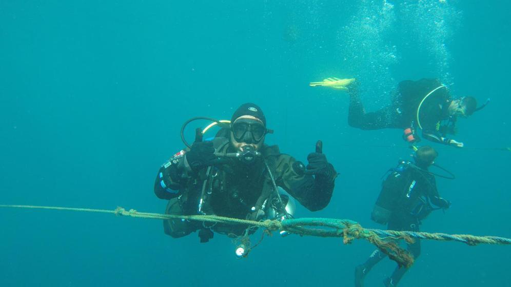 Dry suit diver autumn winter 19 - Muta stagna dive system ...