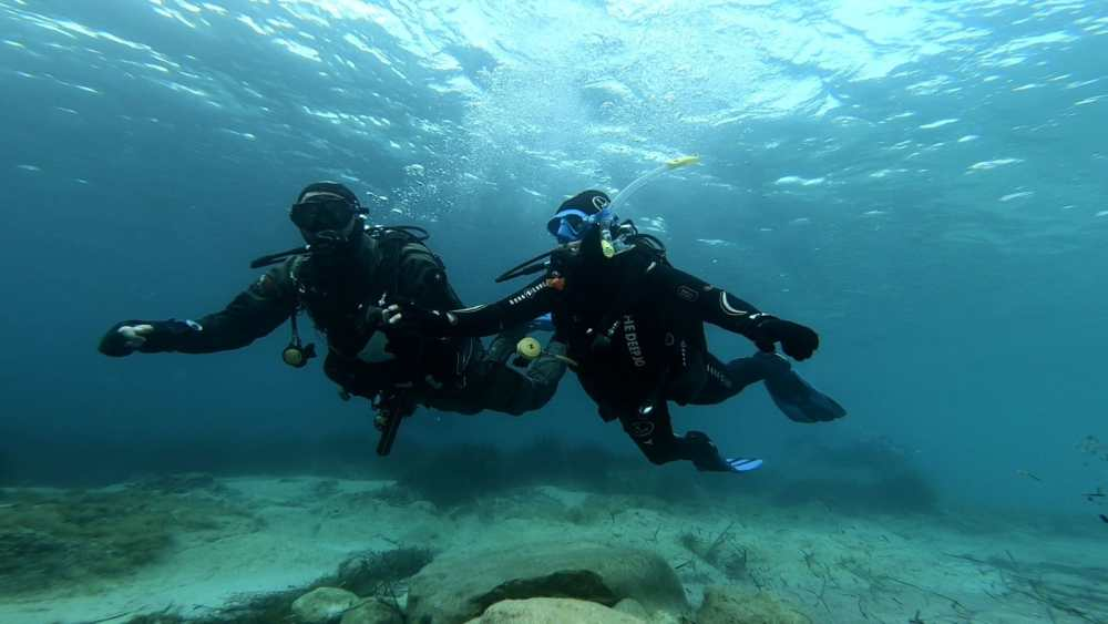 First Scuba Experience with Instructor in Malta