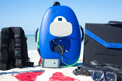 Your NOMAD Gear – Optional Solar Panel