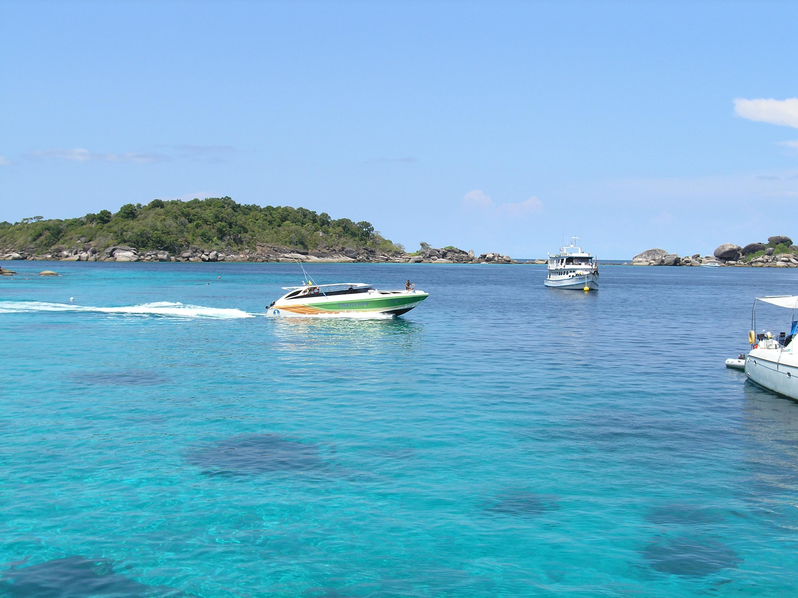 Island #4 Bay