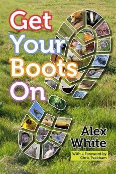 Front cover of Get Your Boots On by Alex White
