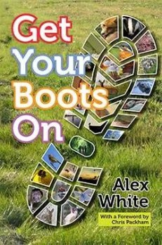 Get Your Boots On by Alex White - cover