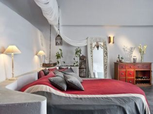 Andronis Luxury Suites. Oia. Santorini