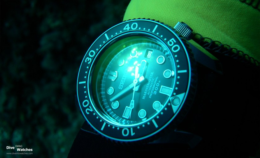 Seiko_Marinemaster_300_Submerged