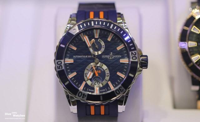 Ulysse_Nardin_Marine_Diver_Blue_Boutique_Front_Dubai_2015