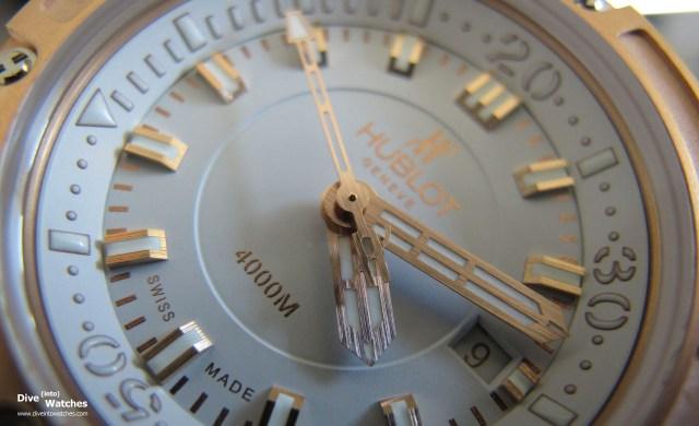 Hublot_King_Power_Oceanographic_4000_Gold_Dial_Closeup