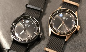Blancpain Fifty Fathoms Ceramic & Sedna Gold