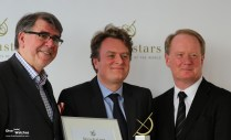 Gisbert Brunner (Watchstars), Benoît Mintiens (Ressence), Thomas Wanka