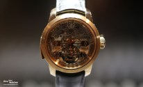 Striking Watch Prize: Girard-Perregaux Minute Repeater Tourbillon with Gold Bridges