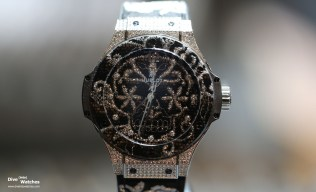 Ladies' Watch Prize: Hublot Big Bang Broderie