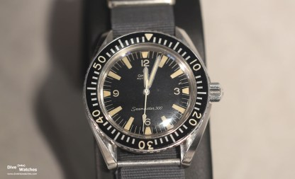 Omega Seamaster 300 Royal Navy (1967)