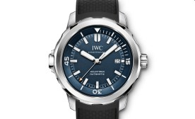 Aquatimer Automatic Edition «Expedition Jacques-­Yves Cousteau» (Ref. IW329005)