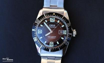 Das Ur-Modell aus den 60er-Jahren, das als Vorlage für die im Jahr 2015 lancierte Sixty-Five Diver diente