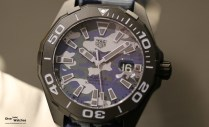 TAG_Heuer_Aquaracer_Blue_Camo_Frontal_Baselworld_2017