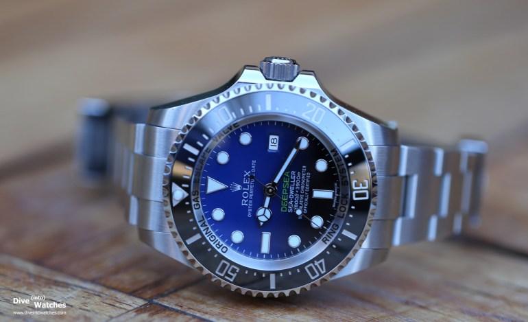 Rolex Sea-Dweller Deepsea D-Blue Ref. 116660