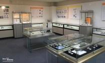Museums-Ausstellungsfläche im 2. Stock
