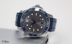 Zum 25. Geburtstag wurde die Seamaster Diver 300m rundumerneuert