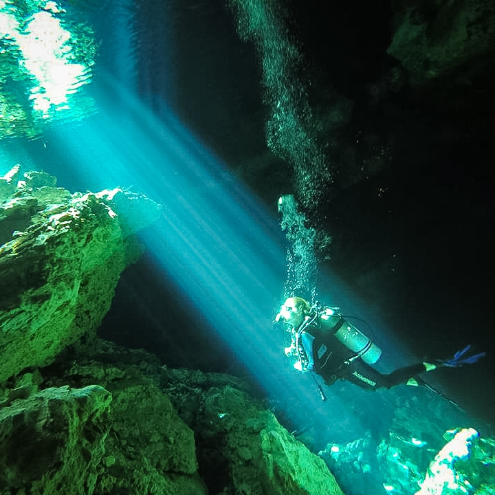 Playa del Carmen: Cenote Premium