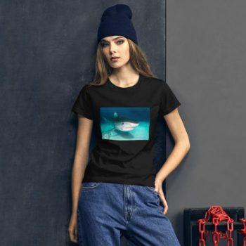 Diver Dena's Adventure Shop~ Tiger Shark T-Shirt