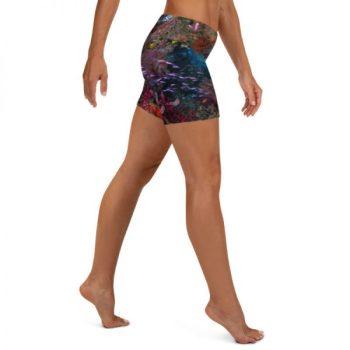 Diver Dena's Adventure Shop~ Spectacular Reef Yoga Shorts