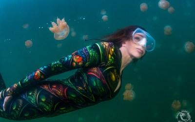 Diver Dena's Go To- SlipIns Dive Skins