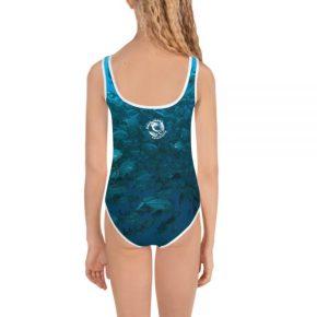 Diver Dena's Adventure Shop-Fintastic Fish Little Kid's Swimsuit 2T-7